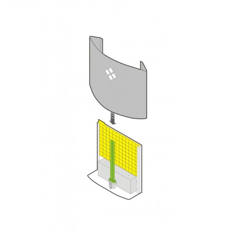 Laminas adhesivas para aparatos luxer captura de insectos for Laminas adhesivas pared