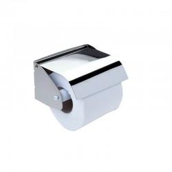 Mediclinics - Portarrollos con tapa AI0129C acero brillo