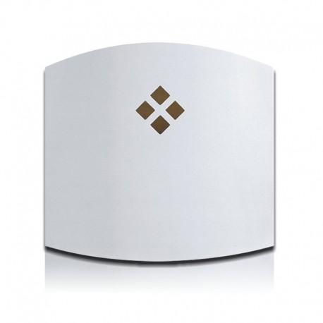 Aplique Aparato Atrapa Insectos Luxer Blanco 11 W para superficie hasta 25 m2