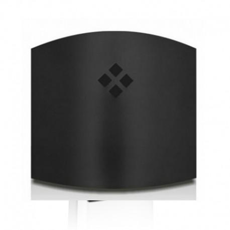Atrapa Insectos para 25 m2 Aplique Negro Luxer 11 W con Láminas Adhesivas de contacto