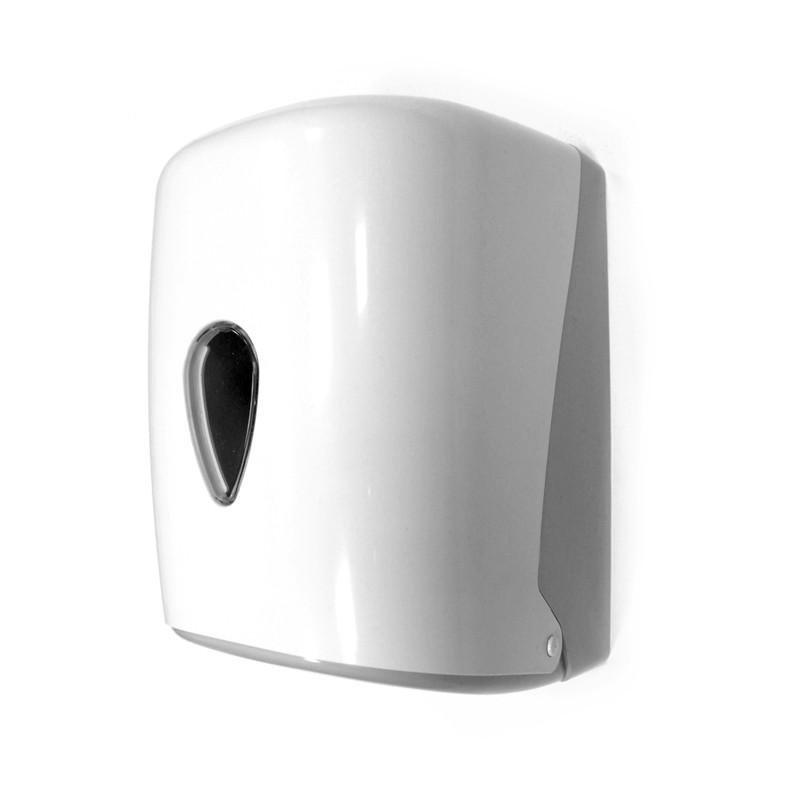 Dispensador de rollos de bobinas papel cocina celulosa for Dispensador de papel