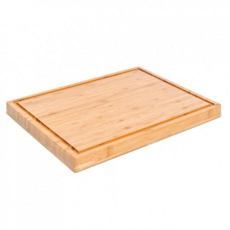 Tabla cortar madera de Bambú