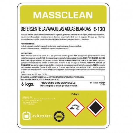 Detergente Máquina Aguas Blandas