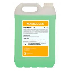 Fregasuelos Manzana Jabón Limpiador Gres 5 litros