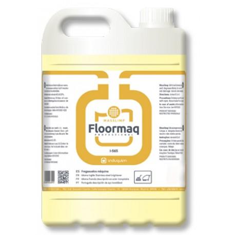 Limpiador de Suelos para Máquinas Fregadoras industriales 5 litros