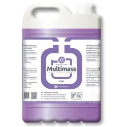 Limpiador Multiusos Industrial Sin Aclarado Perfume a Naranja 5 L.