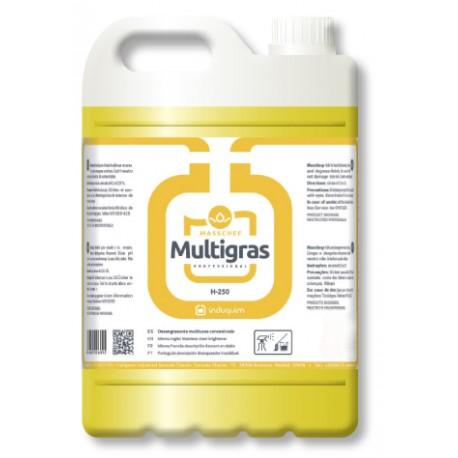 Desengrasante Multiusos para industria alimentaria 5L.