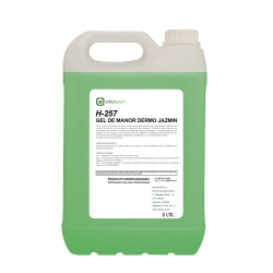 Gel de Manos Higienizante Industrial Olor Jazmin 5 Litros