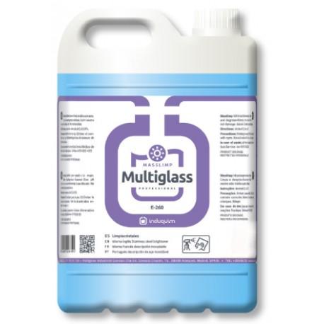Limpiacristales Profesional  Antiestático Formato industrial 5 Litros