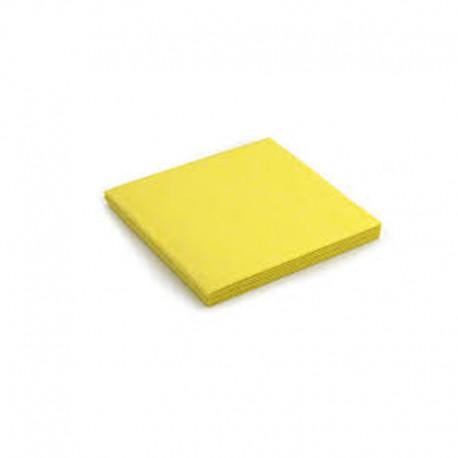 Gamuza Amarilla Cortada