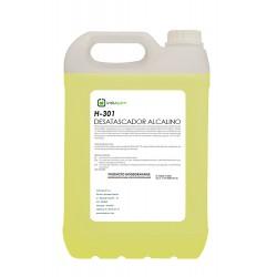 Desatascador Desagües-Tuberías Profesional Hostelería Alcalino 5 L