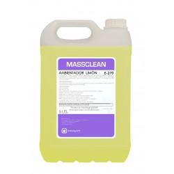 Ambientador 5 L Limón para uso profesional Formato Económico