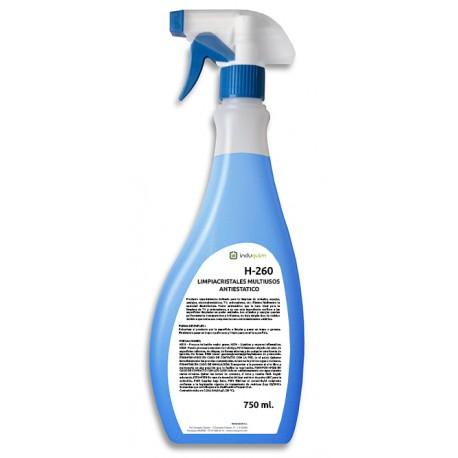 Limpiacristales Multiusos Spray 1 Litro .