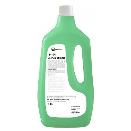 Limpiador de Suelos Gres  5L.  manzana