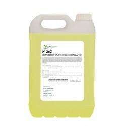 Limpiador Multiusos-Higienizante Profesional Olor a Limón 5 litros