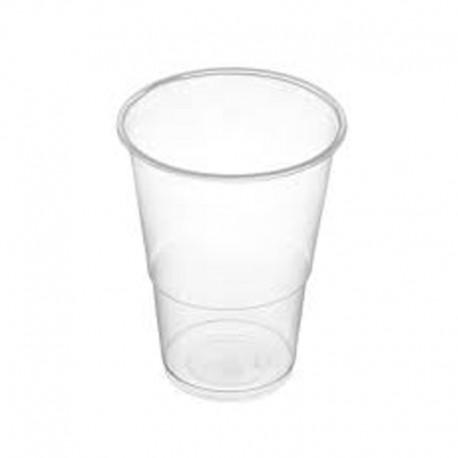 Vaso Plástico 330cc Transparente