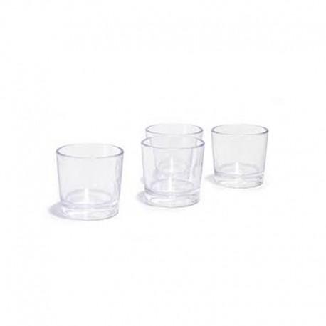 Vaso Plástico Chupito