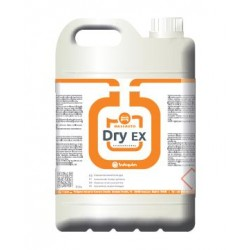 Limpiador de Carrocerías sin Agua DRY EX 5 LITROS