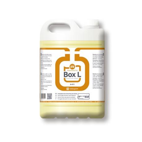 Limpiador de Carrocerías para Boxes BOX L A-411