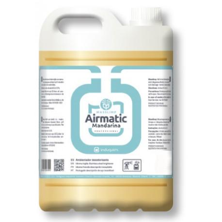 MANDARINA 5 Litros Ambientador Desodorizante Uso Profesional
