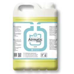 LIMÓN (4X5 L )  Ambientador Desodorizante Uso Profesional