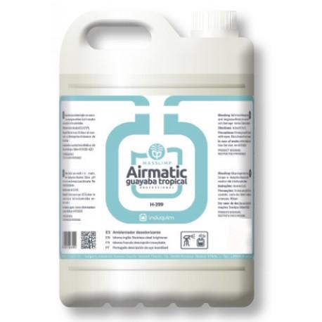 Ambientador GUAYABA TROPICAL (4X5 litros) Desodorizante Uso Profesional