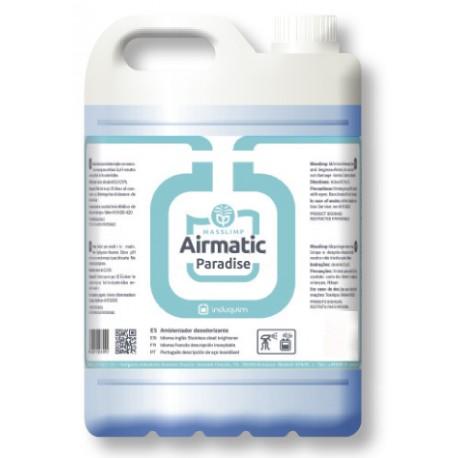 Ambientador PARADISE (4X5 litros) Desodorizante Uso Profesional