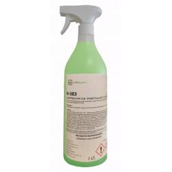 Limpiador de Pantallas y Lentes Profesional de 1 litro