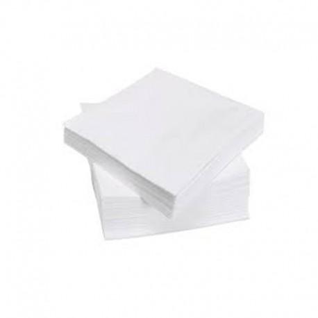 Servilletas Blancas 20 x 20 (2 Hojas)