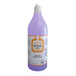 1 L. Limpiador de suelos Bioalcohol Mora