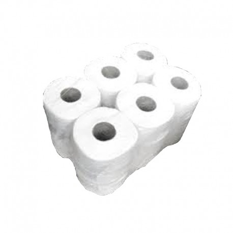 Papel Higiénico Ind. Pasta D60 2 capas