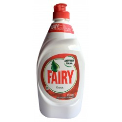 FAIRY POMEGRANATE 450 ML Lavavajillas Manual