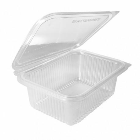 Envase conTapa Bisagra 1000 ml compostables