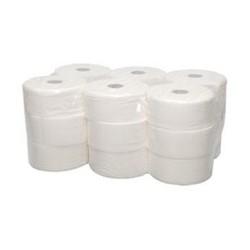 PACK de 18 rollos de Papel Higiénico Industrial Diámetro 45 mm en OFERTA