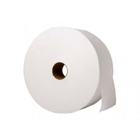 18 rollos de Papel Higiénico Industrial ECONÓMICO Diámetro 45 mm 2 capas