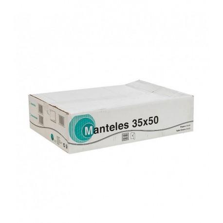 manteles individuales - 30x40 cm - Caja 1000 unds