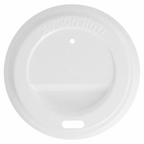 Tapa BLANCA de Vaso de Cartón 180 ml