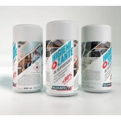 Spray Higienizante Hidroalcohólico Ropa 400 ml