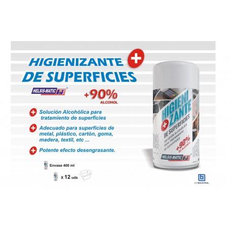 Spray Higienizante Hidroalcohólico 400 ml