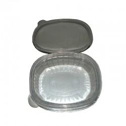 Envase 1000 cc. Transparente con tapa