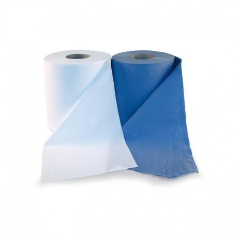 Comprar Bobinas Mecha Azul GOFRADA Eco - 6 unds Industriales