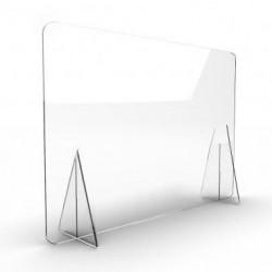 Mamparas  70x50 cm Separación Metacrilato sin ventana
