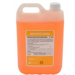 Limpiador con Bioalcohol Naranja para suelos