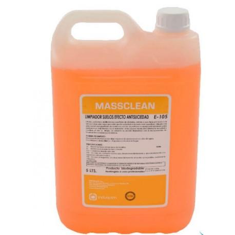 Limpiador Suelos Bioalcohol Naranja Antisuciedad  Ph Neutro