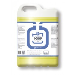 Desinfectante de suelos para Máquinas Fregadoras 5 Litros