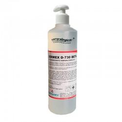 Gel Hidroalcohólico DERMEX Higienizante con pulsador 70 % Alcohol 500 ml