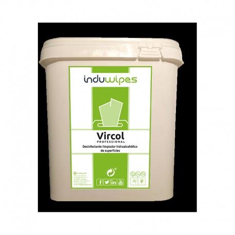 Toallitas Desinfectantes con ALCOHOL Virucida VIRCOL