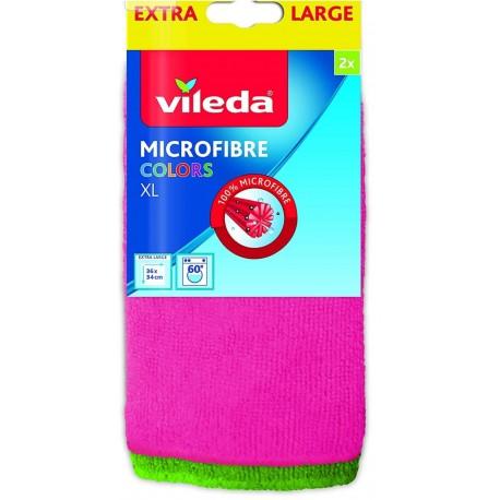 Bayetas Vileda Microfibra 2 unds