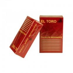 Palillos Redondos- 20 Paq. x 800 unds