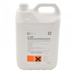 Ambientador EUCALIPTO SAUNA VAPOR 5 litros PROFESIONAL